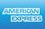Aceitamos AmericanExpress